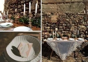 Inspiración y detalles de boda en Badajoz, Sevilla, Cáceres