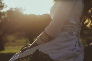 Una novia en la dehesa, styled shooting