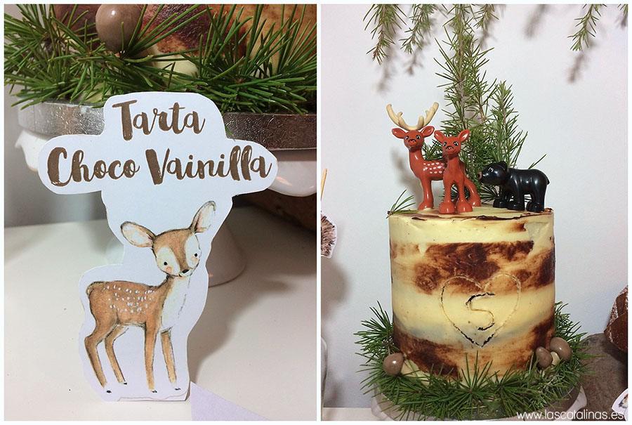 Detalles para fiesta de cumplea os con animales del bosque - Detalles de fiesta ...