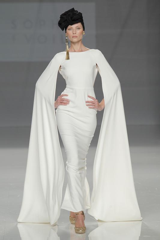 Los vestidos de novia serán en 2018 así. 7 supertendencias de la ...