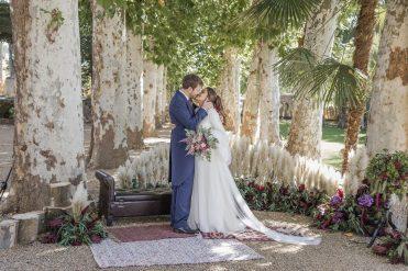Detalles decoración boda en Los Fresnos wedding planner las catalinas Badajoz Extremadura