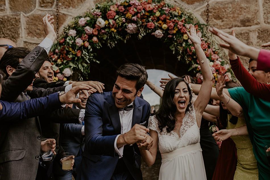 las catalinas wedding planners decoración de boda en castillo de Piedrabuena Badajoz y Extremadura