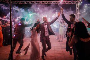 decoración boda hindú las catalinas wedding planners Badajoz y Extremadura