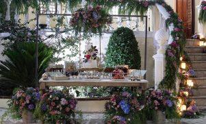 wedding planner Badajoz, Sevilla decoración de boda Palacete de Santiago